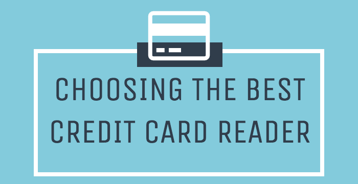 Best Credit Card Reader